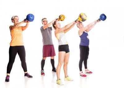 Toiminnallinen harjoittelu 45′